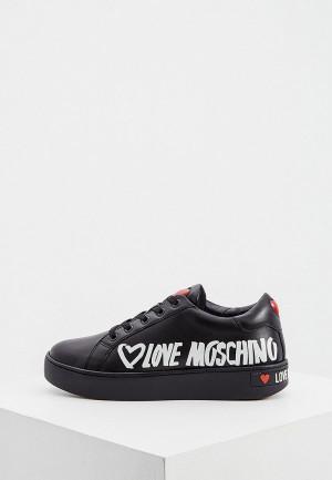 Кеды Love Moschino