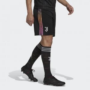 Гостевые игровые шорты Ювентус 21/22 adidas Performance